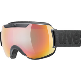 UVEX Downhill 2000 CV Masque, black mat/colorvision rose fire
